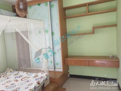 中大绿色家园5楼 两室两厅两卫 较好装 家具家电齐全