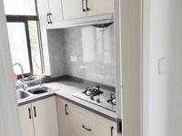 出租:吉北小区车库上一楼 60平两室全新精装修 1800/月
