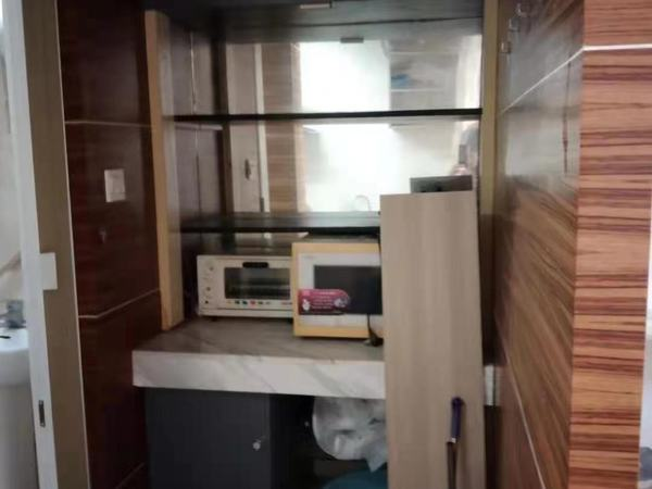 租3142 汇豪名都公寓 5楼精装 家电齐全 1200元