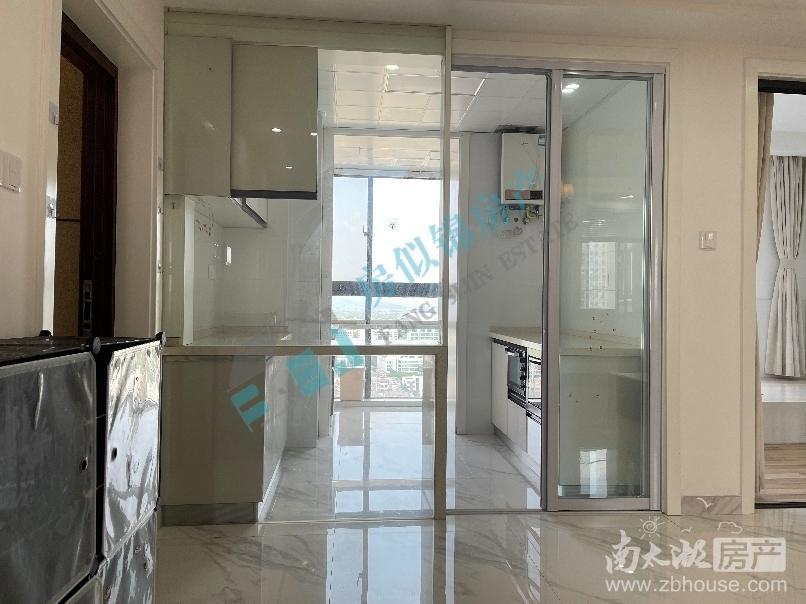 大港御景新城31楼 精装 两室两厅一厨卫