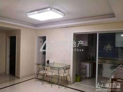 吉北小区3/6F 面积82平米, 三室两厅一卫,精装修,2500/月