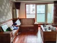 98 尊园小区3楼 三室两厅两卫 112平 精装 家具家电齐全 有汽车库