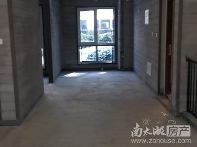 十里春晓洋房一楼带花园 地下室120平 毛坯 车位另售