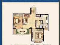 出售御湖天誉2室1厅1卫85平米88万住宅