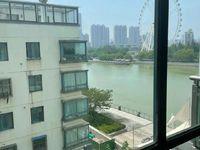 星海名城5楼景观房有电梯双阳台阳光好环境优美汽车库另售东吴国际对面看房方便
