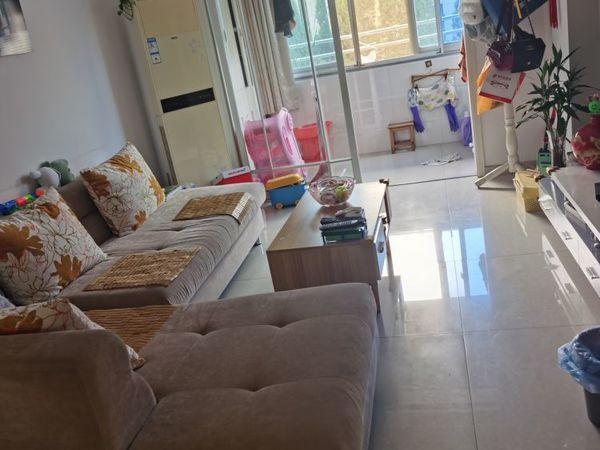 青塘小区2楼 婚装 两室两厅明厨卫 满五年无二税