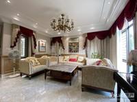 阳光假日风雅居边套,豪华装修,花园300平,产权367平,1180万