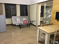 奥园壹号单身公寓7楼非酒店托管60平一室一厅精装满2年93.8万挂户口学籍优选