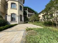 中奥美泉宫,独栋别墅,产权443平,花园533平,价1300万