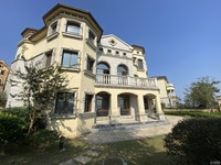 中奥美泉宫,高尔夫球场,独栋别墅,产权541平,花园570平,1800万