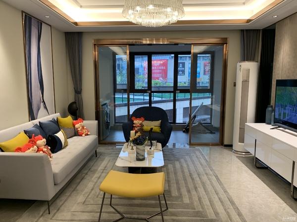 房东移居上海!急售西南核心板块 大城首府 精装现房 即买即住 对口双学区 可看房