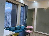信业ICC公寓出租:精装修,1室1厅1卫1厨,56平方,设施齐全,拎包入住。