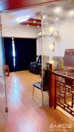 本店出售星海名城204平4室2厅2卫,带大露台