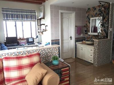 诺德上湖城 3室2厅1卫 精装房 家具家电齐全 可以直接拎包入住