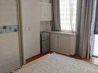 大都汇 单身公寓 34平 精装 空,热,彩,冰,洗,床,家具 1700元