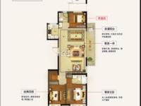 出售上实雍景湾4室2厅2卫双阳台,采光好122.74平售价155万