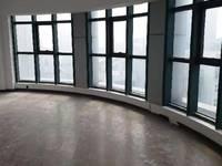 有钥匙出租市中心现代广场办公室85平朝南带空调可注册价格实惠2600元