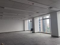 有钥匙出租市中心高端写字楼东吴国际278平中央空调网格地板电动窗帘价格实惠2元