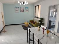 后庄家园好房子出租:精装两室朝南拎包入住家电家具齐全,停车方便,有钥匙,可协商。