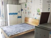 拇指大厦 单身公寓 40平 精装 空,热,彩,冰,洗,床,家具 1400元