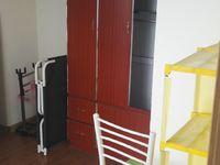 拇指大厦 单身公寓 45平 精装 空,热,彩,冰,洗,床,家具 1500元