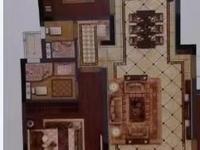 燕澜府94.3平2房2卫 毛坯房 位置好 采光好 车位另售 看房方便