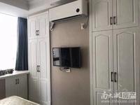 大都汇 单身公寓 37平 精装 空,热,彩,冰,洗,床,家具 2000元