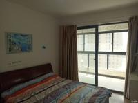 长岛府 二室一厅 65平 精装 空,热,彩,冰,洗,床,家具 2600元
