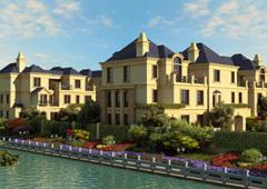 九月洋房11楼157.69平4室2厅2卫全新毛坯带产权车位一只满2年299.8万
