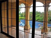 首创逸景独栋别墅D1户型,455方,私家车库,超大私家花园,售价708万