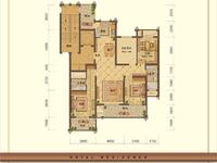 大港御景新城高层16楼 全新毛胚 四室两厅 户型正气 满两年