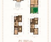 排屋户型-P1