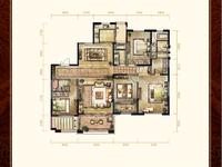 御龙湾 大平层 四室两厅 全新毛胚 车位另售20万