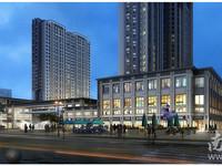 市中心核心区域鸿泊湾小三室出售89平方108万满2年边上就是三甲医院