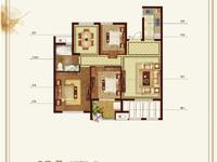 云峰苑28楼 三室两厅 全新毛胚 户型正气 南北通透 满两年 东边套