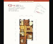 C2 三室两厅一卫