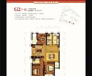 G2 三室两厅两卫