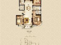 金色水岸12楼,61平,精装修,满两年,青阳爱山好房,61平,单价一万三