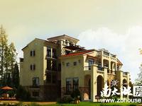 天玺别墅 南太湖 联排别墅,托斯卡南风格,豪华精装修,急售