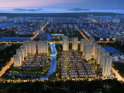 2519富力城13楼,110平,三室二厅二卫