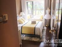 恒大悦珑湾127平方220w三室一厅两卫精装修,黄金楼层