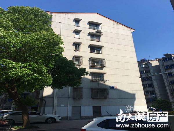 青塘小区 4楼 二室一厅 爱山小学 74万