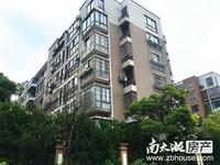 市中心中兴华苑稀缺多层4楼,18年居家装修 两室两厅带自行车库22.8平,满2年