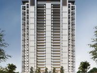 祥生悦江南高层,24楼143.13方双阳台西边套三室两厅两卫一书精装189.8万