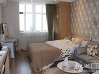 3211太阳城 天成大厦 17楼 41.18平 单身公寓 朝南 精装修