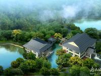 绿城中式徽派别墅 百平花园 景区中的高端别墅 可托管包租5房
