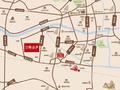 上铁·江锦云庐交通图