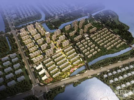 富力御西湖104.05平 一楼洋房 总价117万 仅此一套享受东部人才补贴