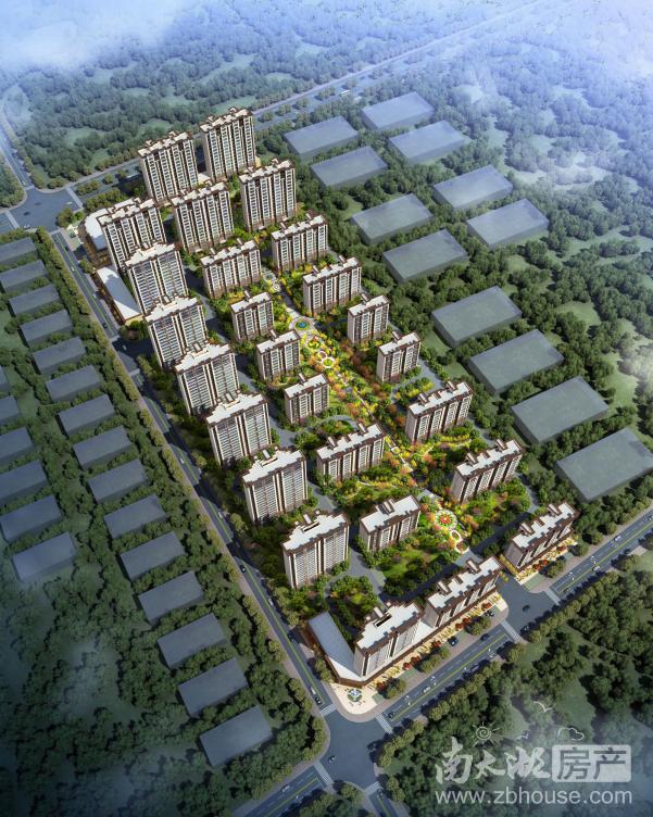 碧桂园·城市之光配套图