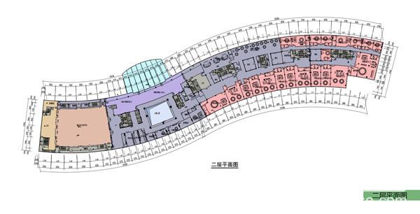 广弘·华美达广场效果图